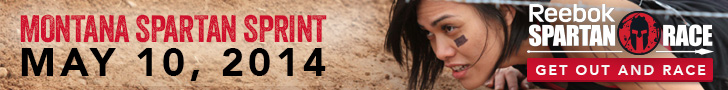 Montana Spartan Sprint, May 10, 2014, Sign Up Now for this Reebok Spartan Race!