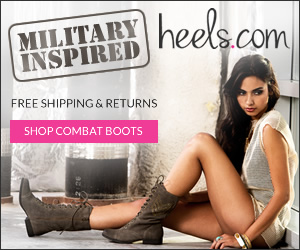 Military Inspired - Shop combat style designer boots from Heels.com and get Free Shipping & Returns.