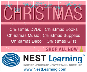 Everything you need for Christmas at NestLearning.com