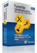 TuneUp Utilities 2013 - Free Trial!