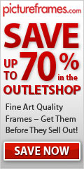 70% off Wholesale Picture Frames in OutletShop