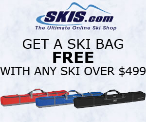 Get A Free High Sierra Deluxe Ski Bag With Any 201