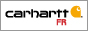 Carhartt Logo FR White 88x31