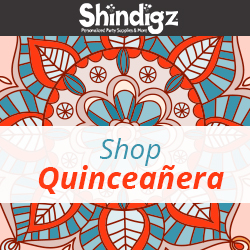 Shop Shindigz Quinceañera Products!