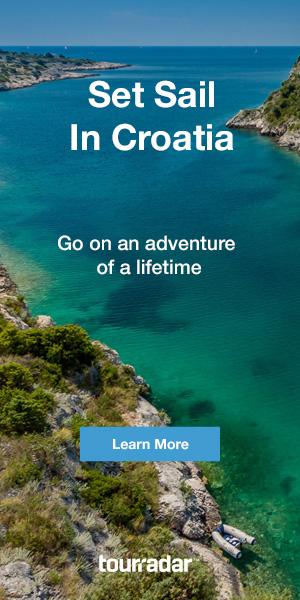 Tourradar - Set Sail in Croatia