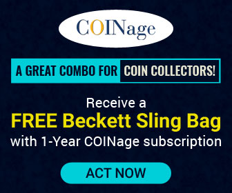 COINage – Free Sling Bag Offer