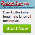 Rocket Lawyer Small businesses