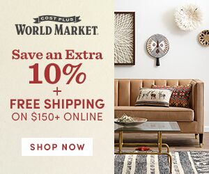 Extra 10% Off + Free Shipping $150+ USE CODE: JANSALE