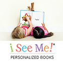 www.iseeme.com Personalized Children's Books