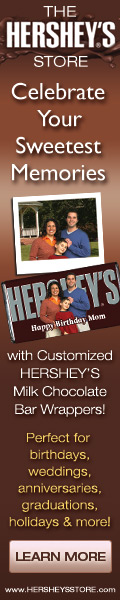 Celebrate your Sweetest Memories with Hershey's!
