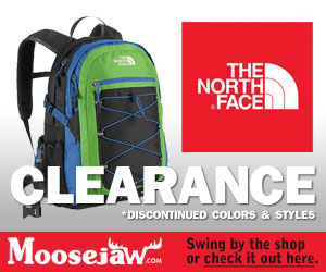Moosejaw Summer Clearance Sale