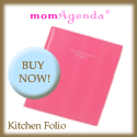 momAgenda Kitchen Folio