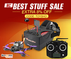 Extra 8% OFF For Toys & Hobbies