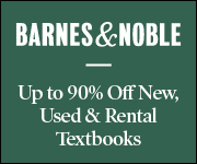 Take Up to 90% Off Textbooks plus Free Shipping on Orders Over $25! Shop BN.com