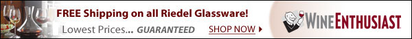 Riedel Glassware Free Shipping & Lowest Prices
