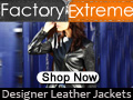 FactoryExtreme.com - Designer Biker Leather Jackets