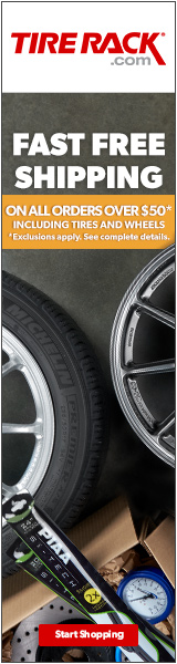 Tire Rack: Wheel Clearance Event