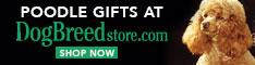 Shop Poodle Gifts at DogBreedStore.com!
