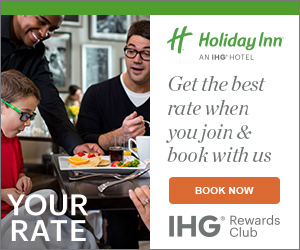 Book direct with Holiday Inn