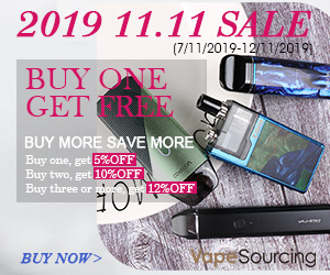 Vapesourcing 11.11 Sale & Buy One Get One Free