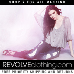 Free shipping at Revolve Clothing featured on Shopalicious.com