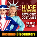 Costume Discounters, CostumeDiscounters, Patriotic