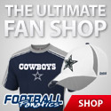 Shop for Dallas Cowboys gear at Fanatics!
