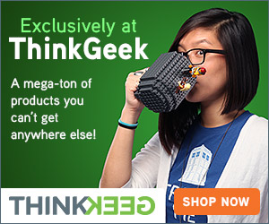 ThinkGeek Exclusives