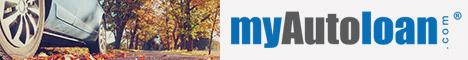 myAutoloan 468 x 60 Banner fall split