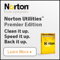 "New Norton Utilities Premier - the ""Tried and True"" software when it comes to fixing PC problems and ensuring a safe and secure PC..."