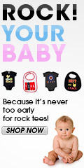 Rock Your Baby - Live Nation St infant & kid's tee