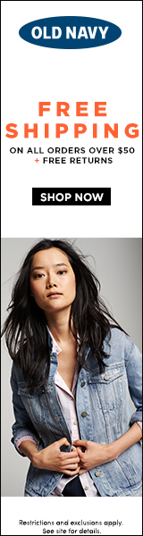 Free Shipping Old Navy Canada