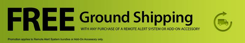 Straight Talk Promo Code for Remote Alert System or Alert System Bundle