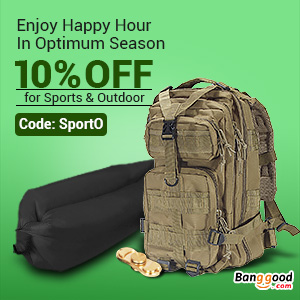 Extra 10% OFF For Sports & Outdoor