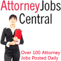 Attorney Jobs Central - 100+ Jobs Daily