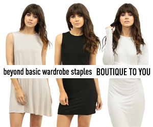 Join our VIP List and Get 10% Off Coupon. Shop Celebrity Style at Boutique To You!