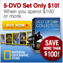 125x125 National Geographic End of Season Sale