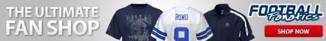Shop for Dallas Cowboys gear at Fanatics!