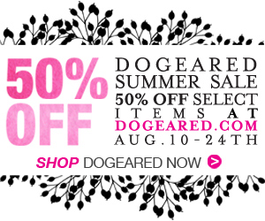 50% Off Select Items at Dogeared.com
