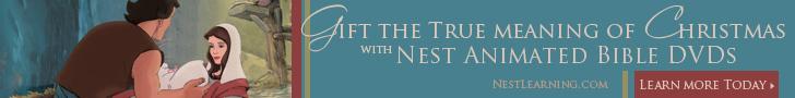 Nest Bible Interactive Bible DVDs