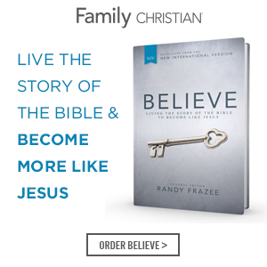 New from Randy Frazee - Believe