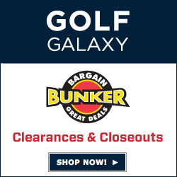 Save BIG in Golf Galaxy's Bargain Bunker!