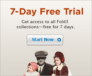 Search Military Records with a Free Trial on  Fold3