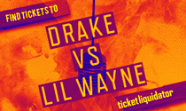 Drake vs Lil Wayne tickets