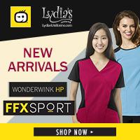 New WonderWink FFXSPORT Scrubs @Lydia's