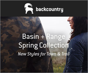 basin+range Spring Collection—New Styles for Town & Trail