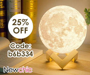 Extra 25% Off 3D Magical Moon Lamp
