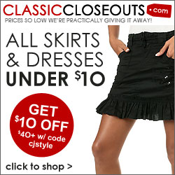ALL SKIRTS ARE UNDER $13!!!