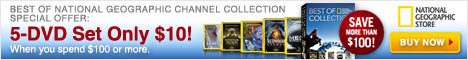NationalGeographic online store