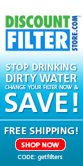 Get Your Water Filter at Discount Filter Store Today!
